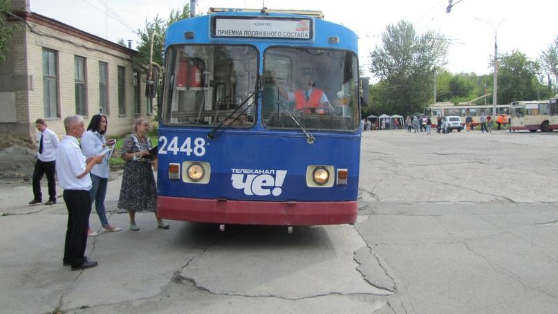 Конкурс профессионального мастерства среди водителей троллейбуса— 2021., изображение №34