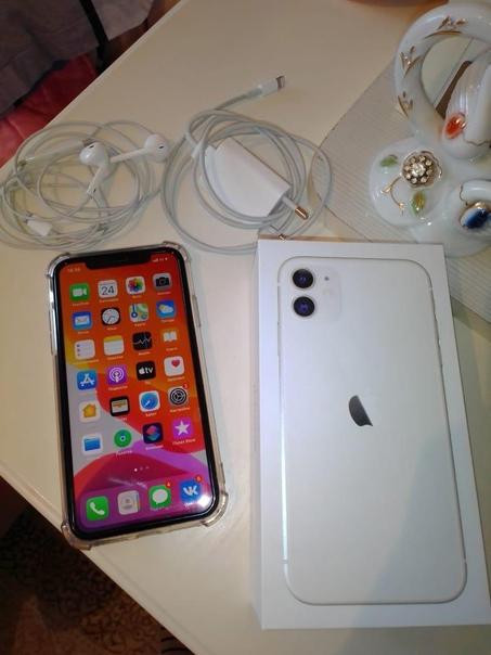 Apple iPhone 11 128 ГБ