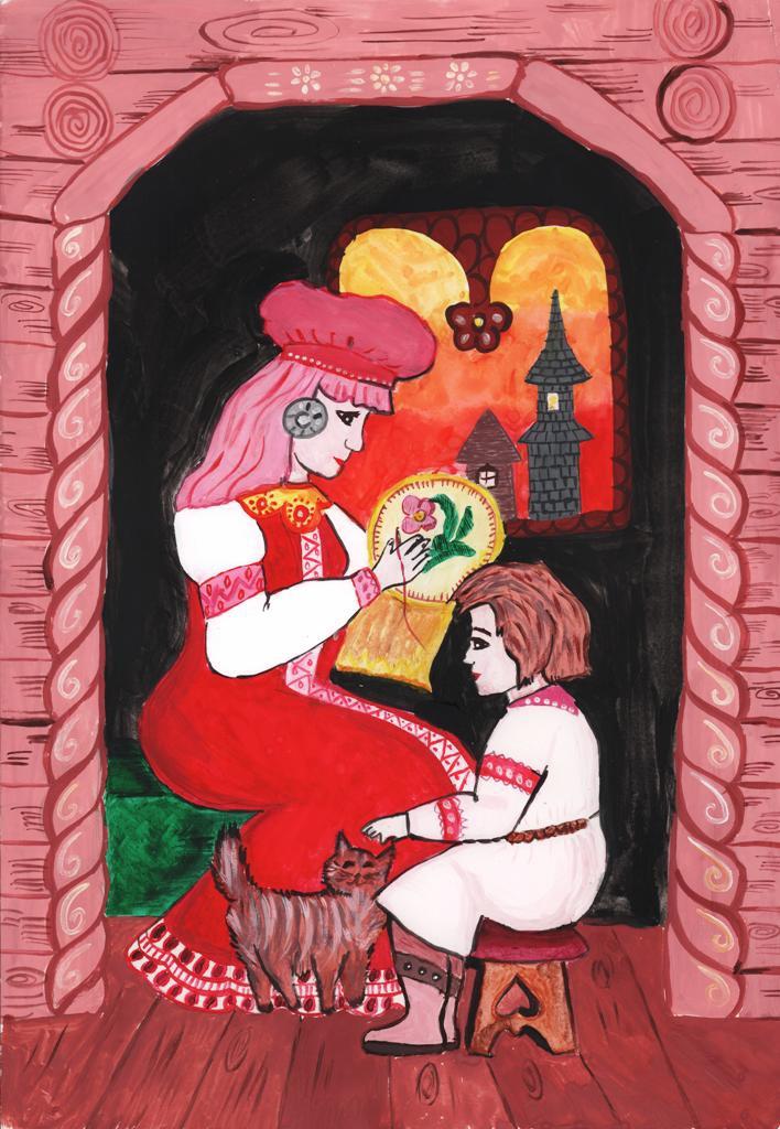 Якутская епархия подвела итоги конкурса «Александр Невский: воин, князь, святой», изображение №2