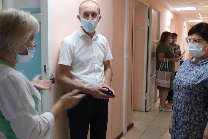 💉 Селянам созданы удобные условия для вакцинирования