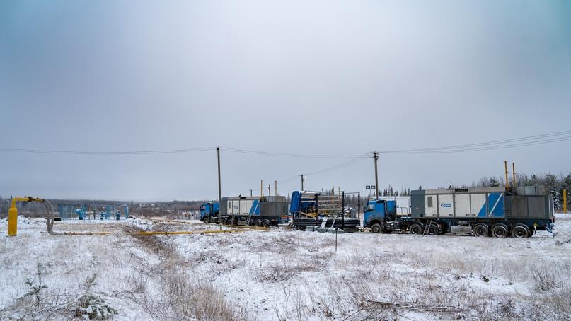 В зоне высокой ответственности ООО «Газпром трансгаз Ухта», изображение №3
