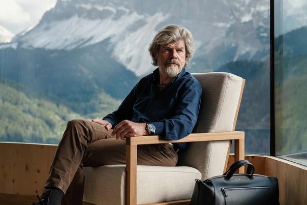 Представляем вам выдержки из небольшого интервью легендарного Райнхольда Месснера основателю портала ALPIN Андреасу Хаслауэру. Месснер – один из самых знаменитых альпинистов в мировой истории, путешественник, писатель, первый в мире человек, поднявшийся на все 14 восьмитысячников, первый, кто поднялся на вершину Эвереста без использования кислородных баллонов.