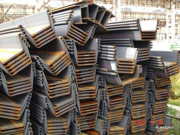 Шпунт ларсена л5 ум цена за тонну в Домодедово