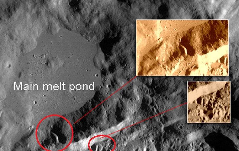 Луна - творение инопланетного разума, изображение №18