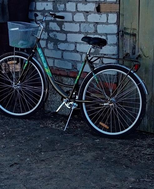 Продам велосипед мало бу 7000. Торг. Ставьте +. Ан...