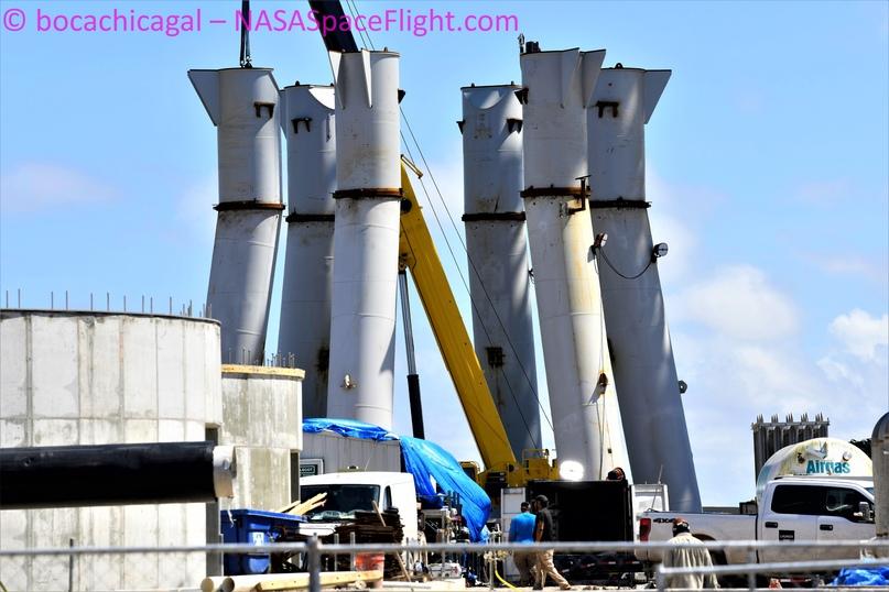 Boca Chica News 📢 Инфраструктура