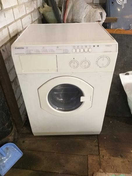 Отдам за 1000р стиральную машинку ARISTON Машинка ...