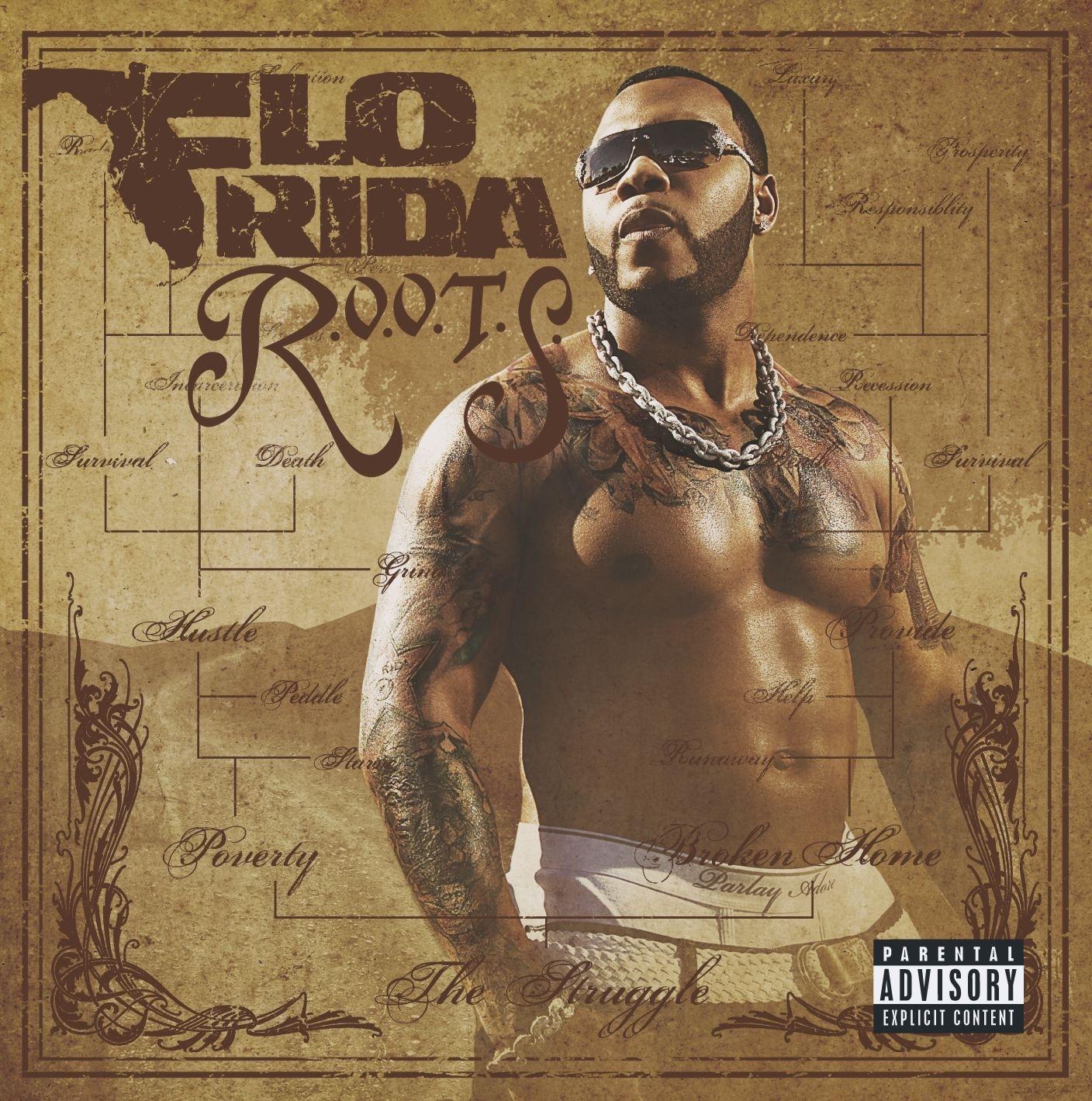 Flo Rida album R.O.O.T.S. (Deluxe Version)
