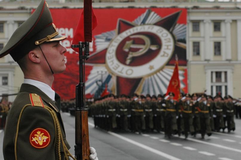 Программа празднования 9 мая 2021 года в Санкт-Петербурге.