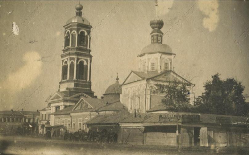 Христорождественская церковь, до 1907 г.