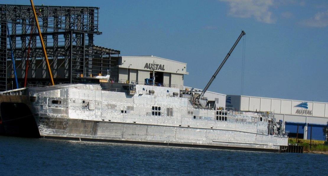 Корабль США