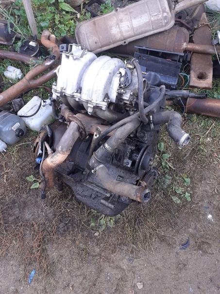 Продам двигатель ваз 2107инжектор ,заводиться но т...