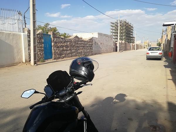 Из Москвы в Индию на мотоцикле. Глава 9. Иран: завершение (ч.1)