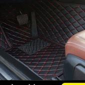 3D коврики из эко-кожи. Премиум класса без защитного покрытия Avtozp55.ru