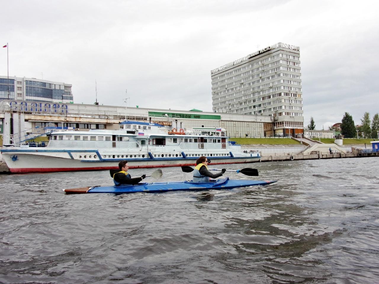 Афиша Самара Сплав по реке Волга вдоль берегов Самары 20 июня
