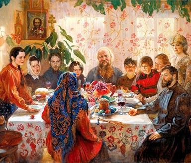 Рождество Богородицы. Вторая встреча осени., изображение №4