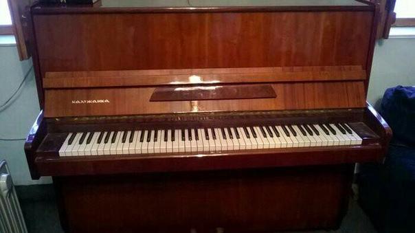 Срочно отдам безвозмездно пианино