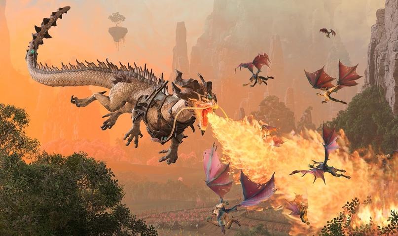 Великий Катай, новый лор Warhammer Fantasy и Total War III, изображение №4