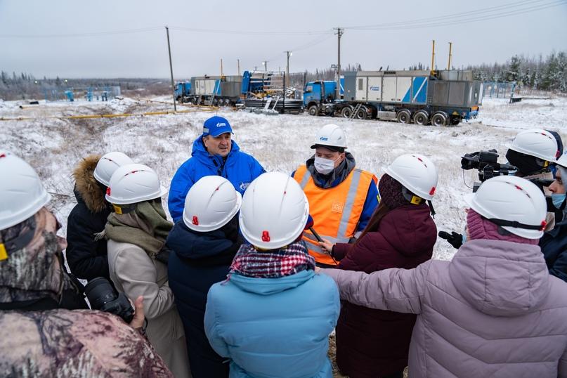 В зоне высокой ответственности ООО «Газпром трансгаз Ухта», изображение №13