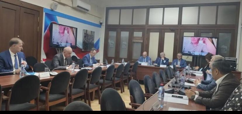 Представители Петровска участвуют в заседании комитета Общероссийского конгресса муниципальных образований