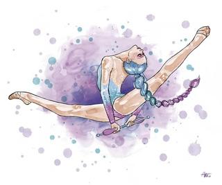 Художественная гимнастика- это круто   ВКонтакте
