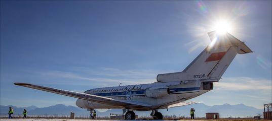 Самолеты во Владикавказе