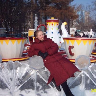 Екатерина Шипунова, Санкт-Петербург