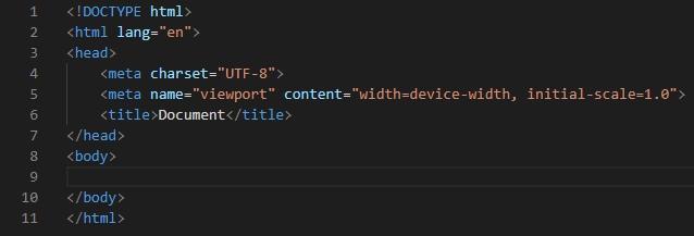ОСНОВЫ HTML, изображение №3