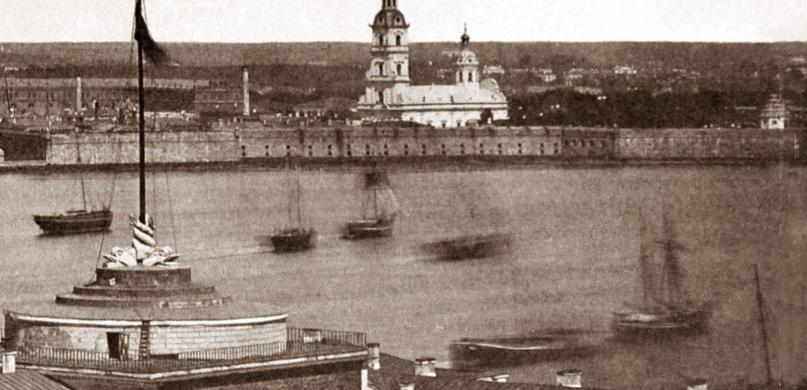Санкт-Петербург без людей в 1861 году: Где все люди?, изображение №2