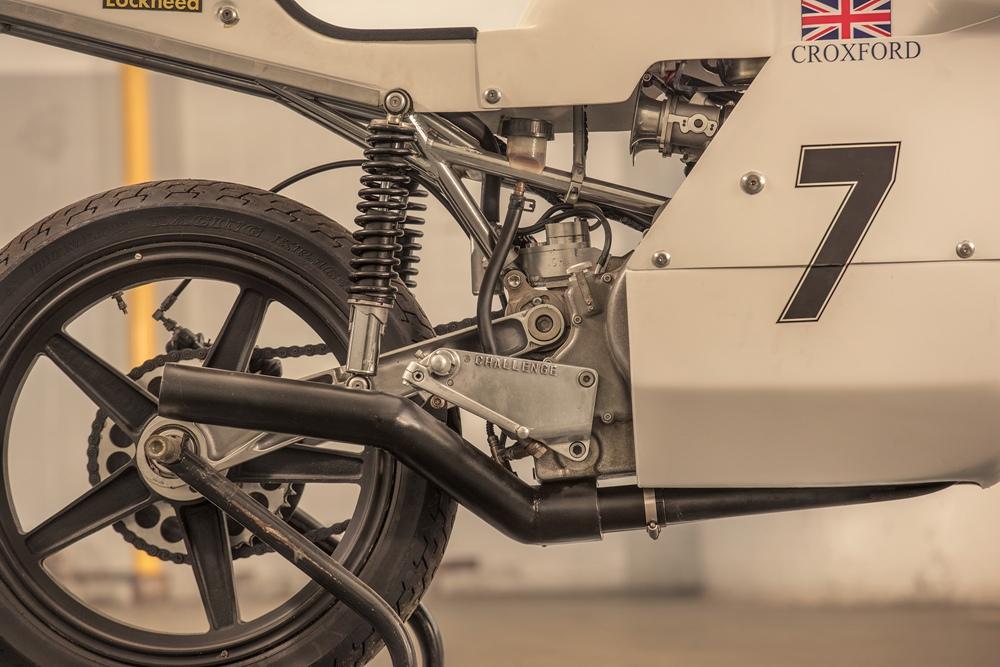 Norton Challenge P86 - мотоцикл, который мог спасти британскую мотопромышленность