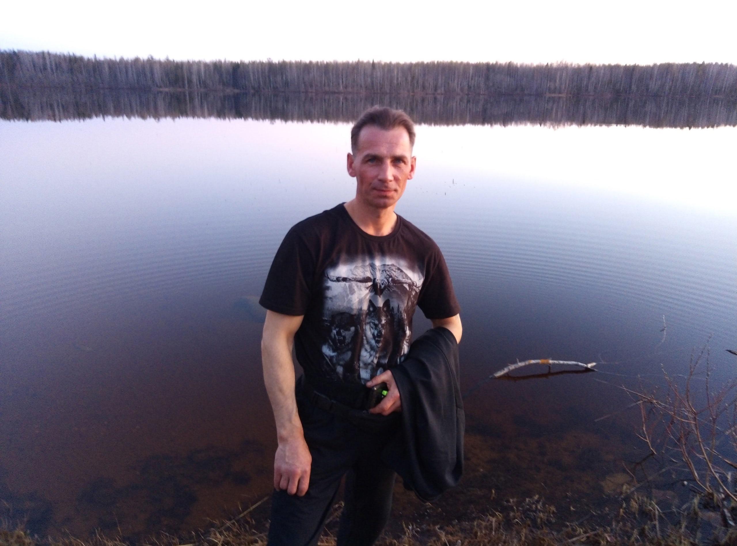 Александр, 44, Obozerskiy