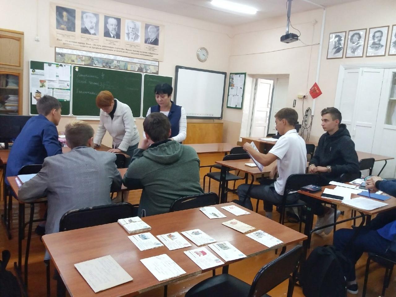 В Центре «Петровское наследие — переулками истории» проходят занятия с воспитанниками