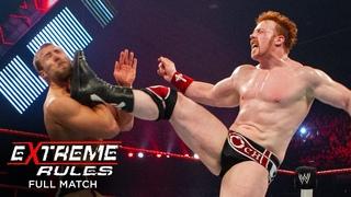 [#My1] FULL MATCH - Sheamus vs. Daniel Bryan - World Title 2-out-of-3 Falls Match: WWE Extreme Rules 2012