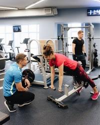 Персональный тренинг всегда эффективнее чем самостоятельный!