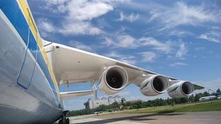 Ан-225 МРИЯ ОПЯТЬ В НЕБЕ ! Облет самого большого самолета в мире. Рассказ и видео из кабины экипажа.