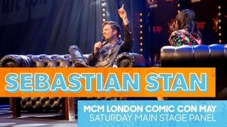 Sebastian Stan Answers Fan Questions   MCM London Comic Con