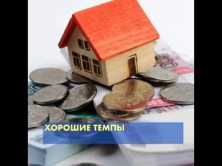 Предварительные итоги реализации жилищных программ в 2020 году