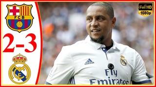 Barcelona Legends vs Real Madrid Legends 2−3 - Extеndеd Hіghlіghts & All Gоals 2021 HD