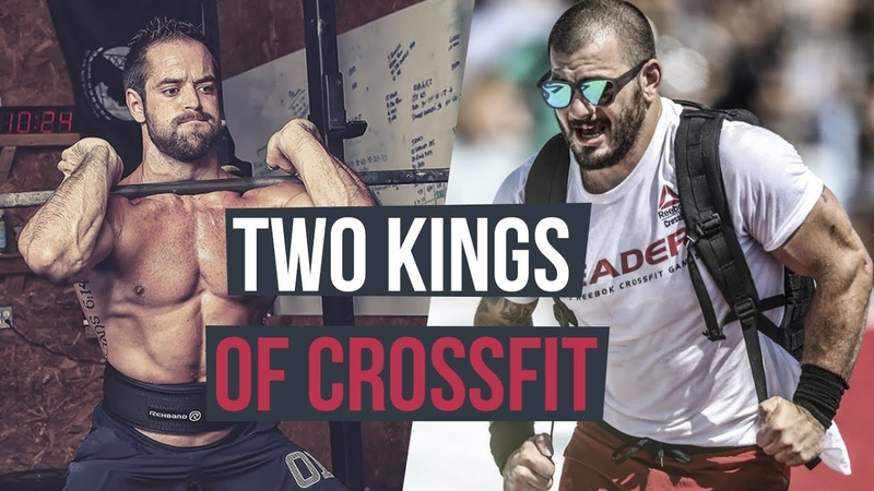 Два Короля кроссфита Rich Froning vs Mat Fraser Crossfit Games 2014
