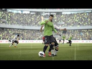 FIFA 14 - Геймплейный трейлер