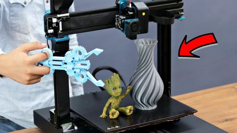Какой 3D Принтер Лучше Купить в 2020 году Лучшие 3д Принтеры с Алиэкспресс от Бюджетных до Топовых