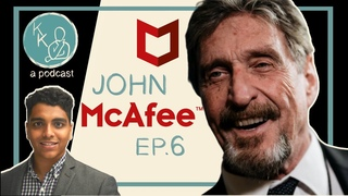 """John McAfee's Final Interviews- """"You are in the Matrix"""""""