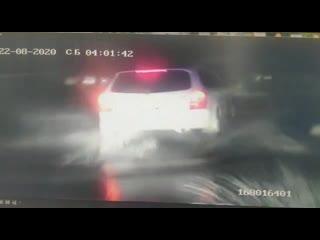 Погоня за автоугонщицами