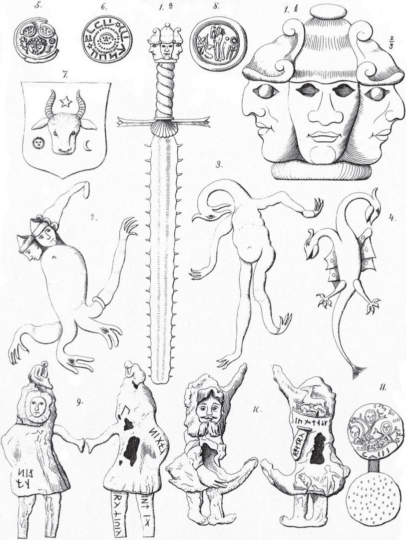 Археология и Святая Инквизиция, изображение №3