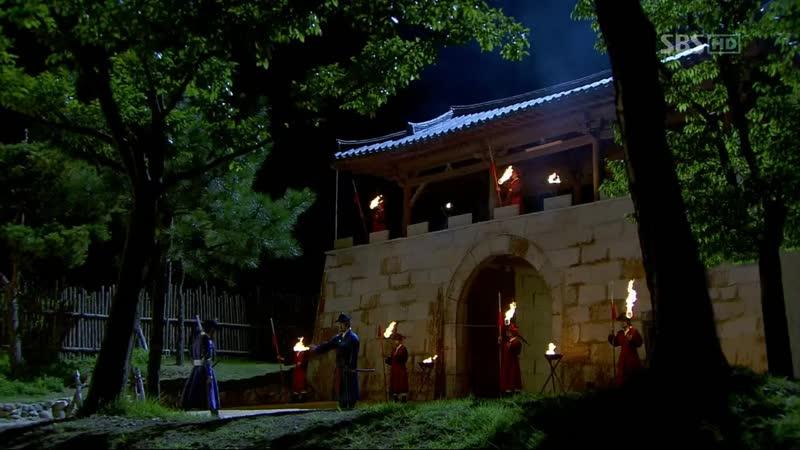 Воин Пэк Тон Су сокращенная версия 12 серия