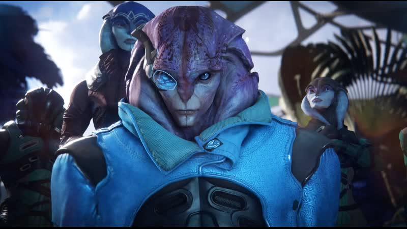 Mass Effect Andromeda часть 3