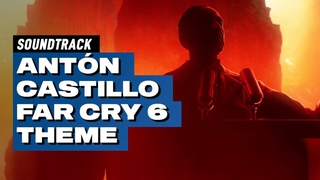 "Listen to the official theme of ""El Presidente"" by Pedro Bromfman  Far Cry 6 Antón Castillo's theme"