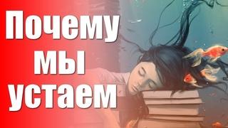 ХРОНИЧЕСКАЯ УСТАЛОСТЬ | Почему мы устаем и как справиться с синдромом хронической усталости
