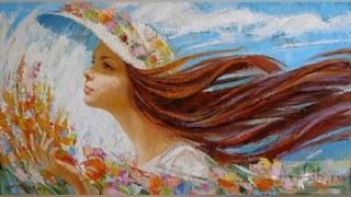Клод Дебюсси • Девушка с волосами Цвета льна
