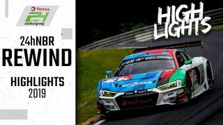 Favoritensterben auf dem Nürburgring | 24h-Rennen Nürburgring Rewind | Highlights 2019